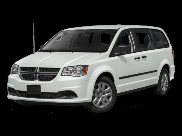2016 DODGE Grand Caravan SE Passenger Van