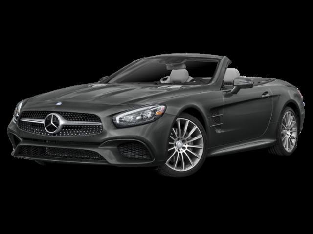2020 Mercedes-Benz SL-CLASS SL550 2-Door Coupe