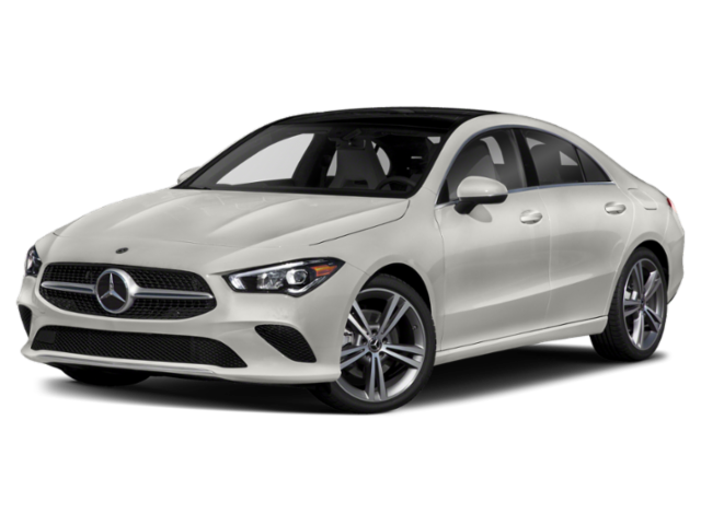 2020 Mercedes-Benz CLA250 4MATIC Coupe 4-Door Coupe