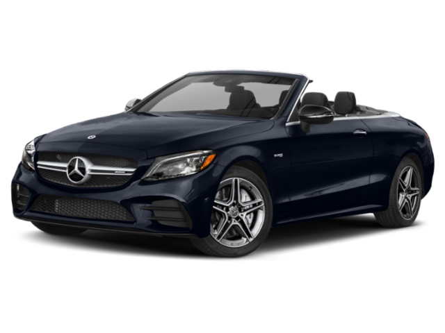 2020 Mercedes-Benz C43 AMG 4MATIC Coupe 2-Door Coupe