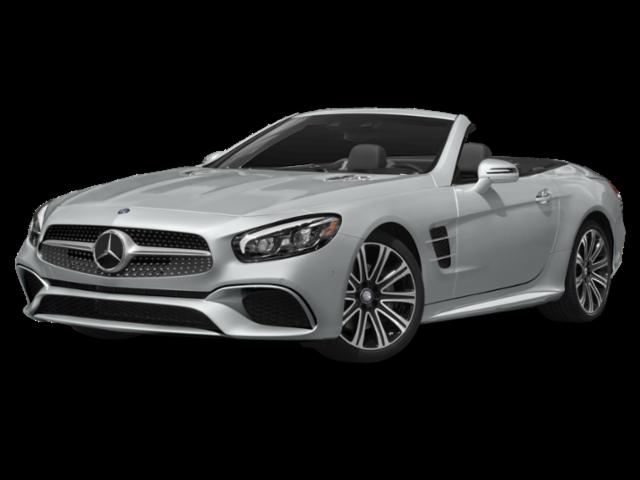 2020 Mercedes-Benz SL450 Roadster 2-Door Coupe