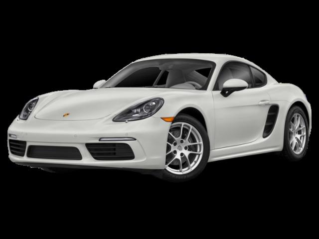 2019 Porsche 718 Cayman Base 2D Coupe