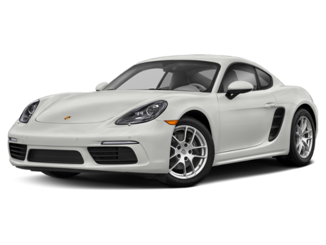 2019 Porsche 718 Cayman Base 2D Coupe