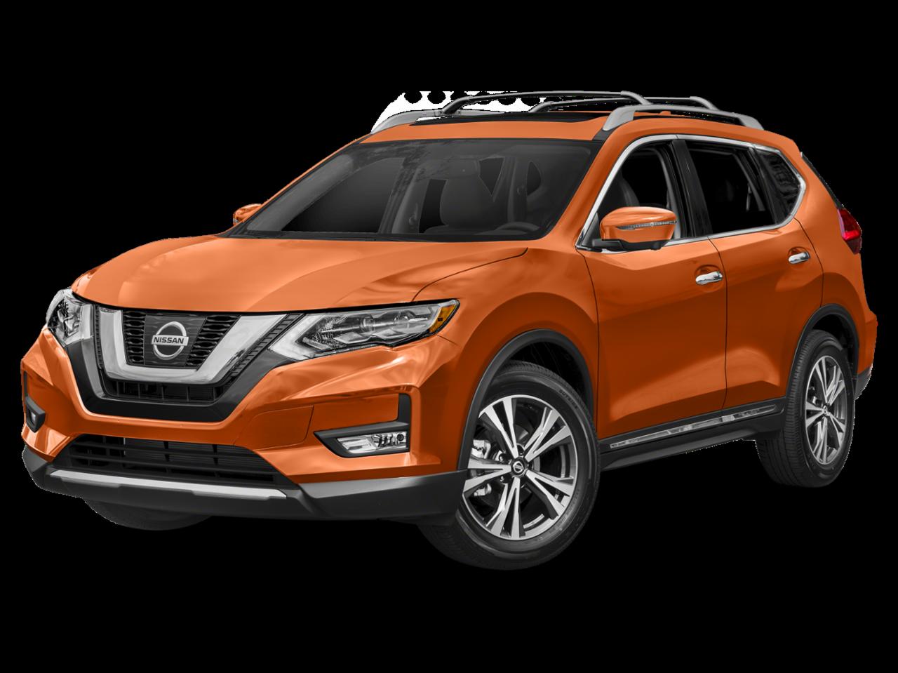 "2018 Nissan<br/><span class=""vdp-trim"">Rogue SL FWD Sport Utility</span>"