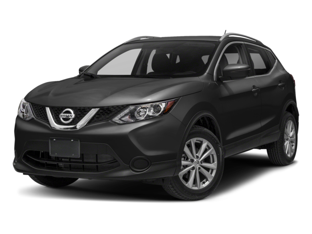 New 2018 Nissan Rogue Sport S