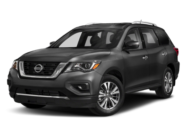 New 2018 Nissan Pathfinder S