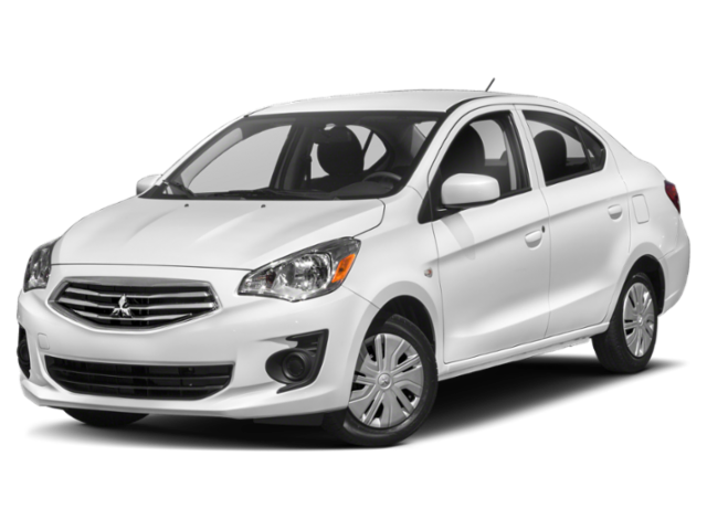 2019 Mitsubishi Mirage G4 SE 4D Sedan