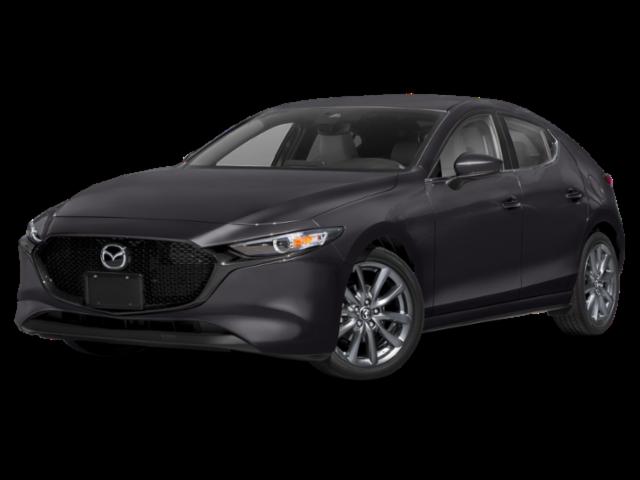 2019 Mazda Mazda3 Hatchback with Preferred Pkg