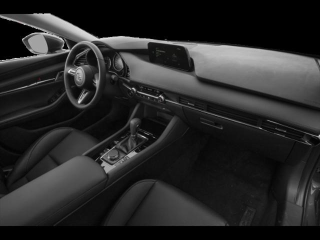 New 2019 Mazda3 GT at