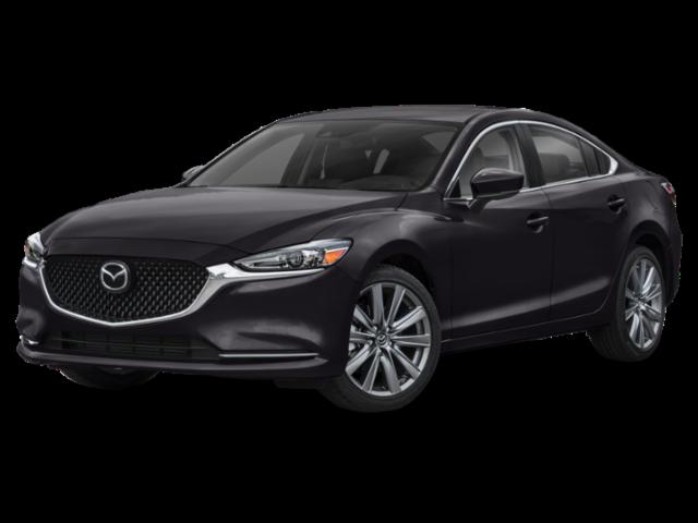 2019 Mazda Mazda6 Grand Touring 4D Sedan