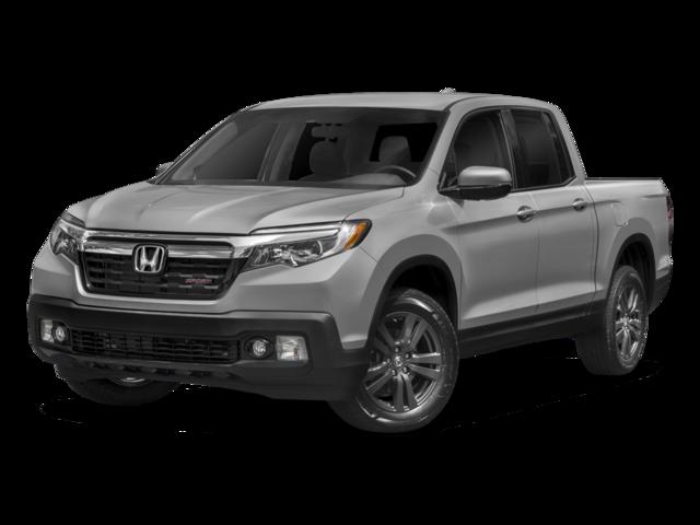 2018 Honda Ridgeline Sport AWD Pickup Truck