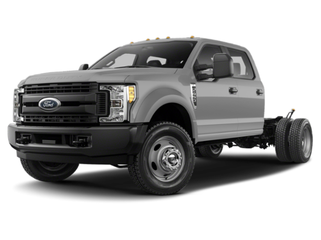 2019 Ford Super Duty F-350 DRW XL Regular Cab Chassis-Cab