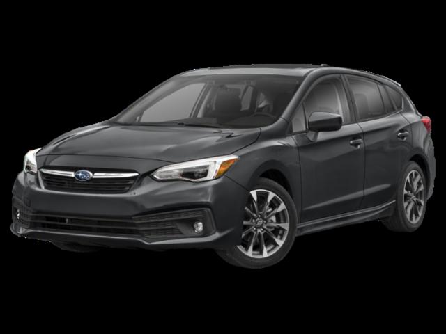 2021 Subaru Impreza Premium 4dr Car