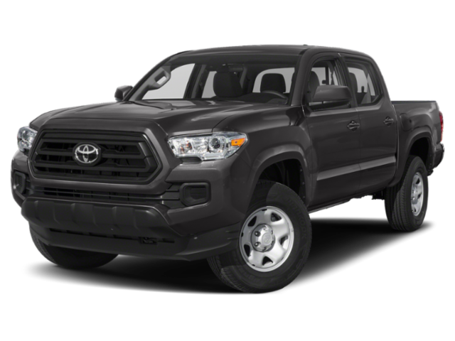 2020 TOYOTA TACOMA SR DOUBLE CAB 5' BED I4 AT (NATL)