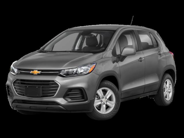 2021 Chevrolet Trax LS 4D Sport Utility