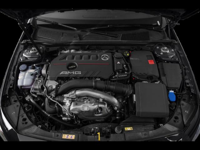 New 2021 Mercedes-Benz A-CLASS A 35 AMG
