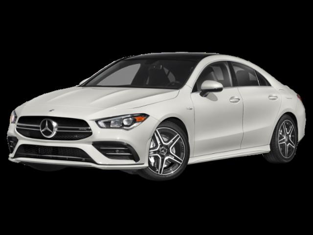 2021 Mercedes-Benz CLA AMG®  35 Coupe