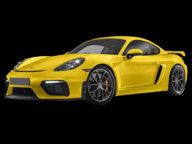 2020 Porsche 718 Cayman GT4 GT4