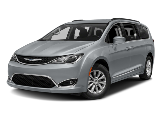 2017 Chrysler Pacifica Limited 4D Passenger Van
