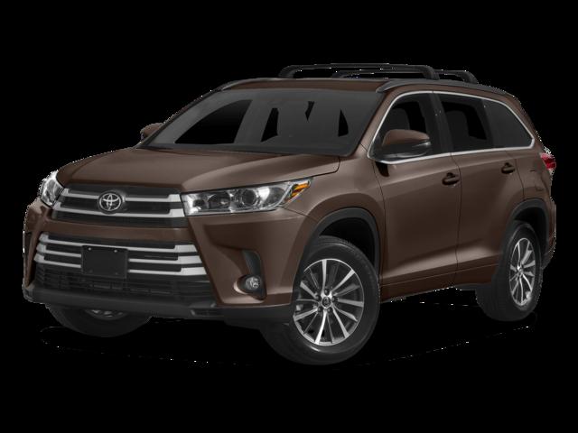 New Toyota Highlander XLE