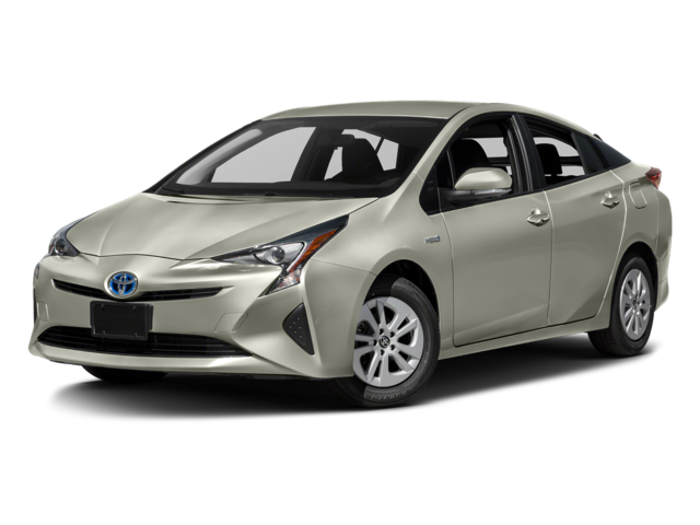 Pre-Owned 2017 Toyota Prius Two With Navigation