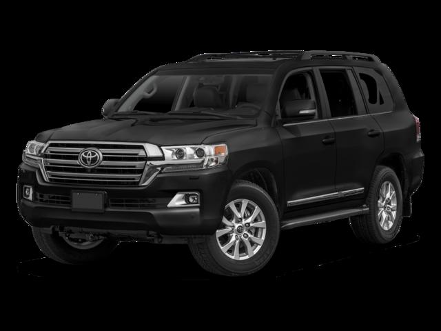 New 2017 Toyota LAND CRUISER 4WD SUV V8