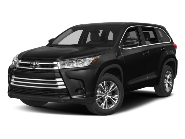 New Toyota Highlander LE Plus