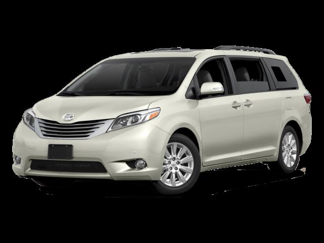 New Toyota Sienna XLE 8 Passenger