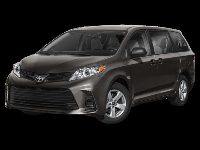 2020 Toyota Sienna LE 7-Passenger AWD Minivan/Van
