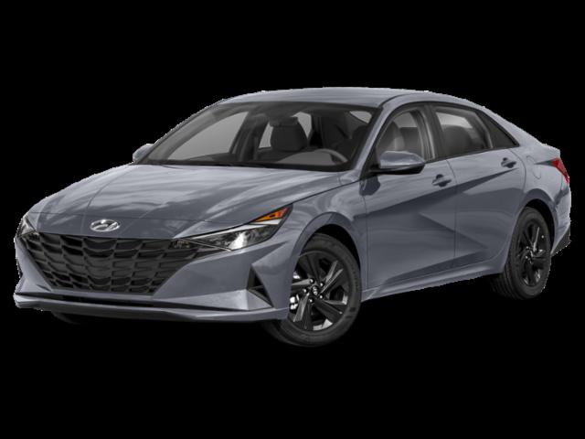 2021 Hyundai Elantra Preferred w/Sun & Tech Package 4dr Car