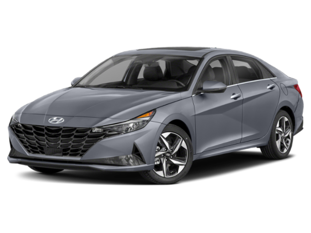 2021 Hyundai Elantra Limited Sedan