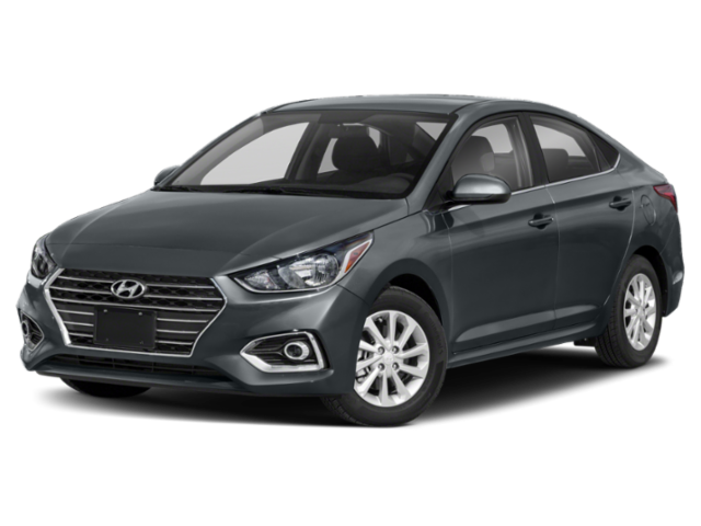 2021 Hyundai Accent SEL 4D Sedan