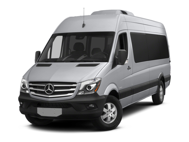 "2016 Mercedes-Benz Sprinter 2500 170"" WB High Roof Passenger Van"