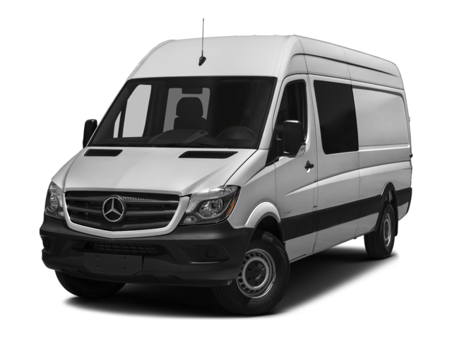 "2016 Mercedes-Benz Sprinter 2500 144"" WB High Roof Crew Van"