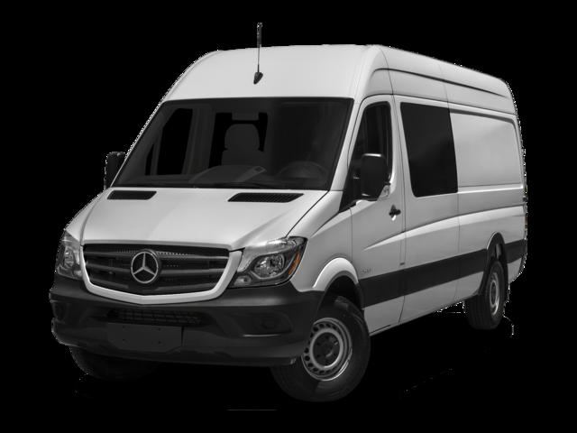2016 Mercedes-Benz Sprinter 2500 Crew Van Full-size Cargo Van