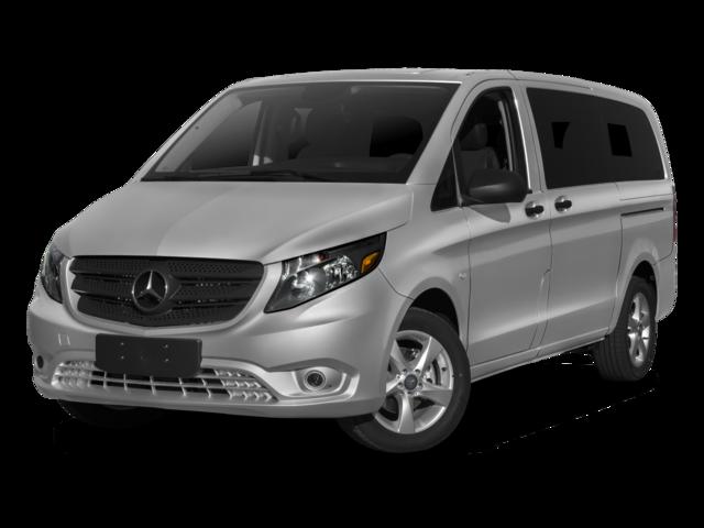 2016 Mercedes-Benz Metris Passenger Mini-Van PASSENGER VAN