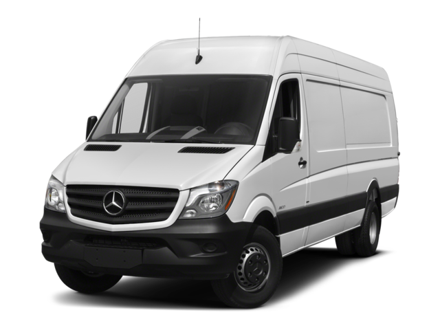 2016 Mercedes-Benz Sprinter 3500 Extended Chassis Cab CARGO VAN