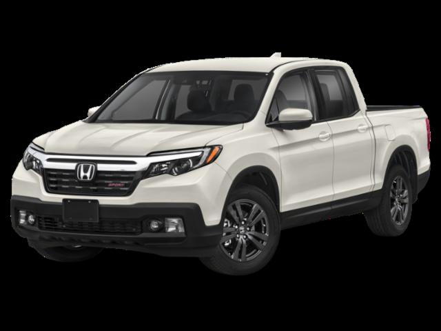 2020 Honda Ridgeline Sport 4D Crew Cab