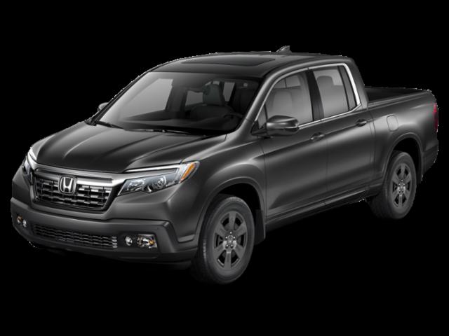 2020 Honda Ridgeline RTL-E Crew Cab Pickup