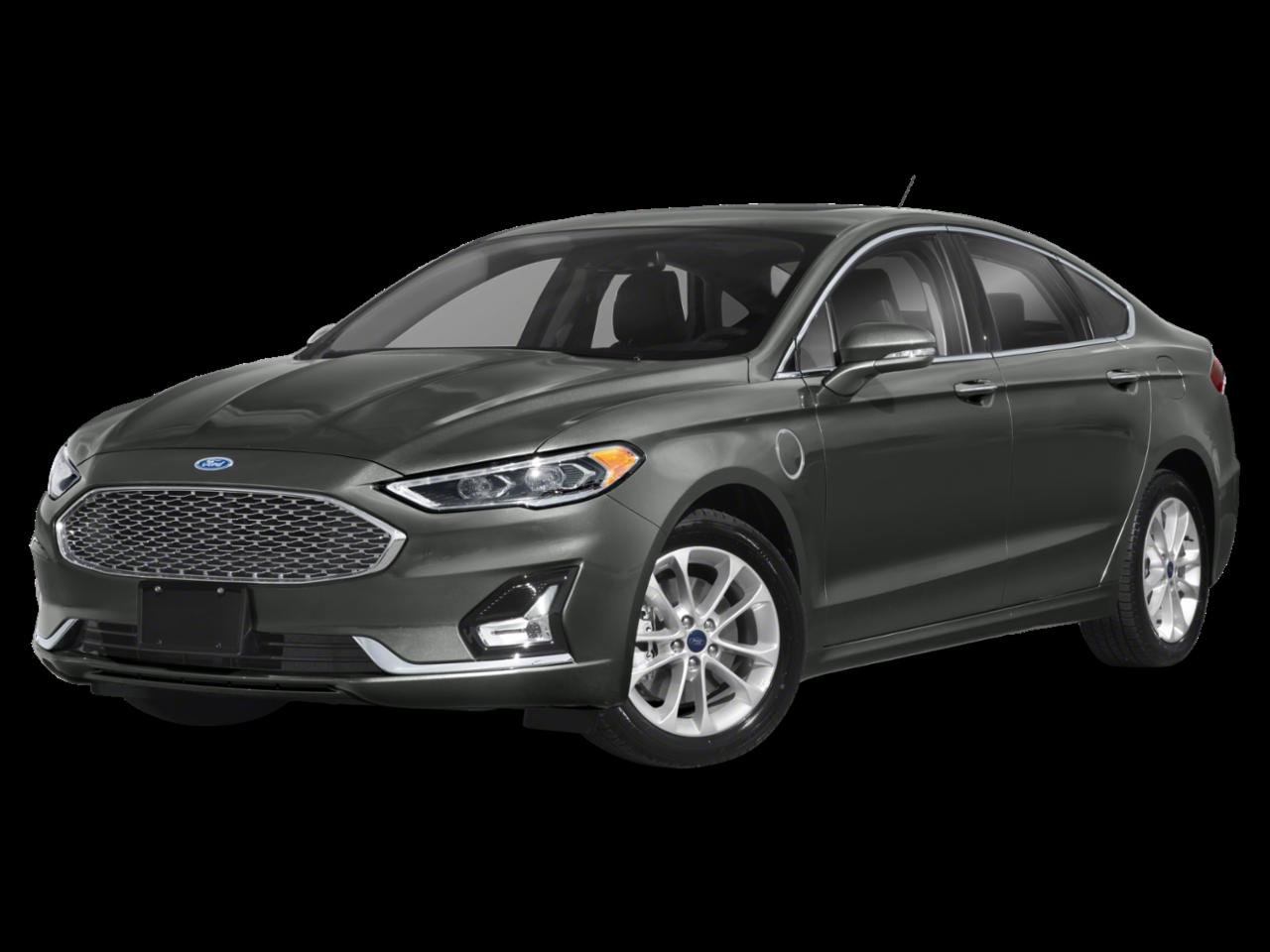 2020 Ford Fusion Energi Titanium 4D Sedan