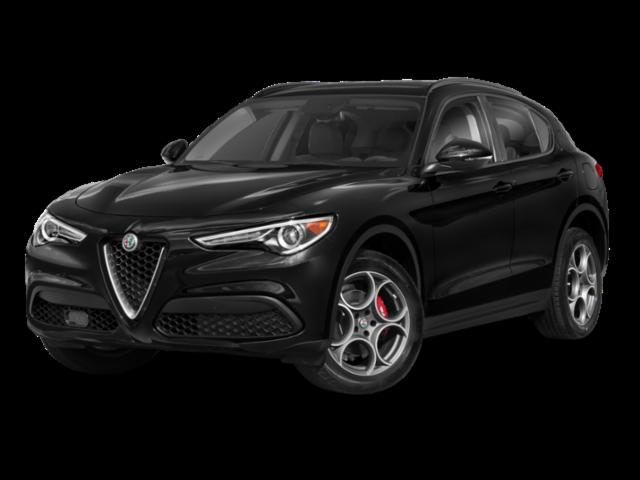 2018 Alfa Romeo Stelvio Base 4D Sport Utility