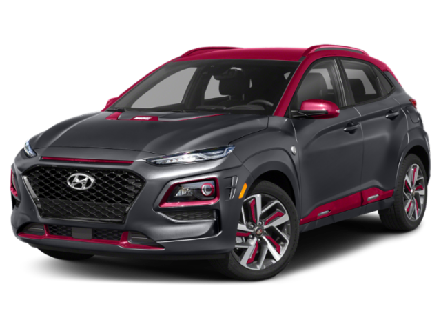 2019 Hyundai Kona Iron Man 4D Sport Utility