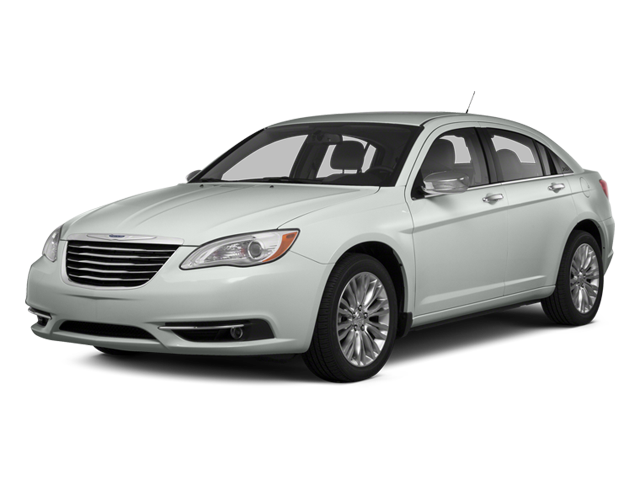Pre-Owned 2014 Chrysler 200 LX