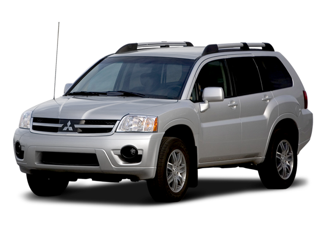 Pre-Owned 2008 MITSUBISHI ENDEAVOR LS 2WD