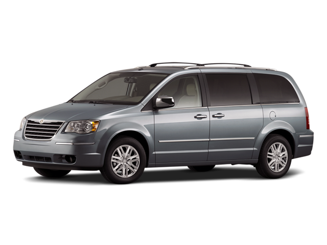 Pre-Owned 2008 CHRYSLER TOWN & COUNTRY Touring Mi