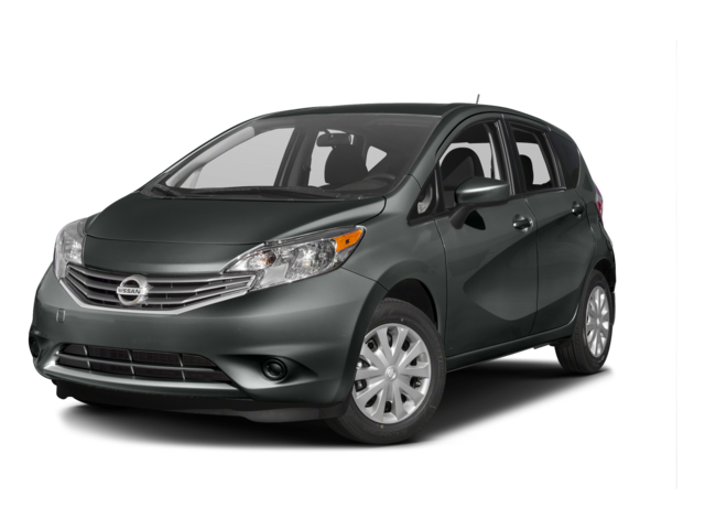 2016 Nissan Versa Note S Plus 4D Hatchback