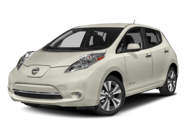 2016 Nissan Leaf SL 4D Hatchback