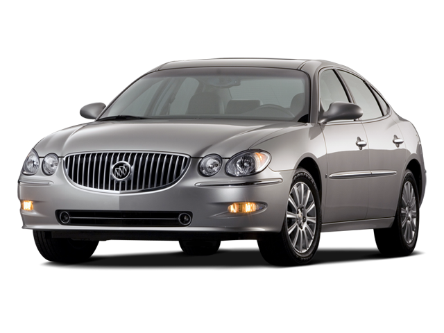 Pre-Owned 2009 BUICK LACROSSE CXL Sedan