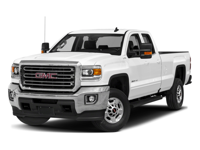 2017 GMC Sierra 2500HD SLE Double Cab