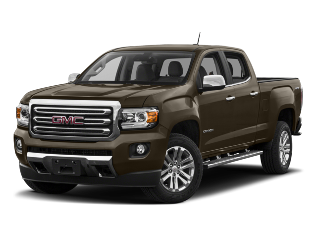 2017 GMC Canyon SLT 4x4 SLT 4dr Crew Cab 6 ft. LB